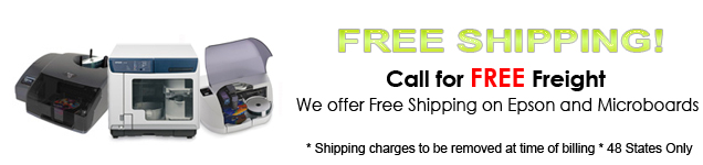 Free Shipping on EPSON and Microboards