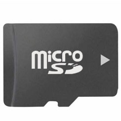 Micro Secure Digital (SD) Card