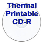Everest & Teac Approved Thermal Printable CD-R