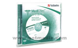 Verbatim MediDisc DVD-R 4.7GB 8x Branded Surface Thermal Printable