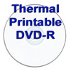 Thermal Printable DVD R